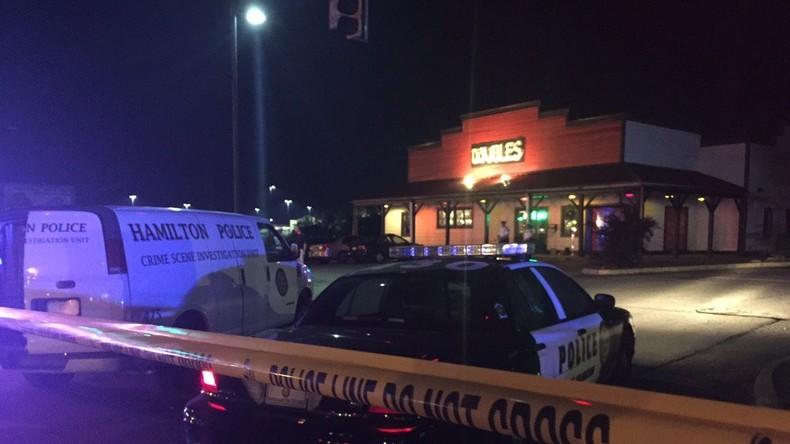 Schießerei in einer Bar des US-Bundesstaates Ohio