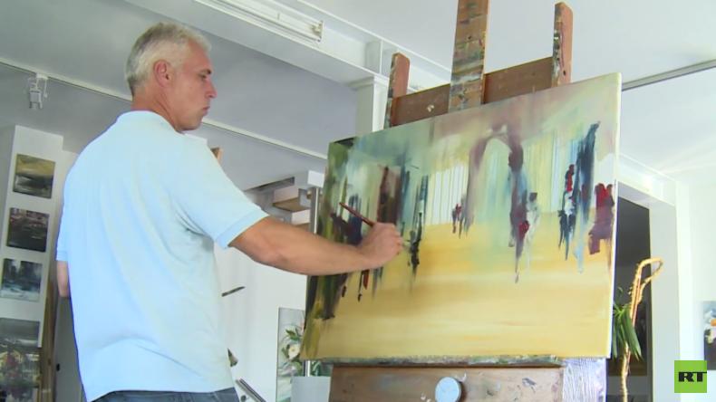 Druschba – Freundschaft: Robert Hettich – Einblicke in eine Künstlerseele