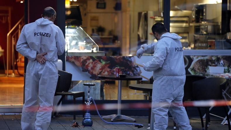 Tödlicher Angriff mit Hackmesser in Reutlingen