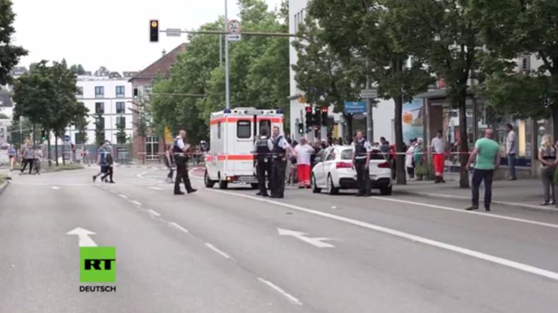 Nach Messer-Attentat in Reutlingen: Täter vernehmungsunfähig