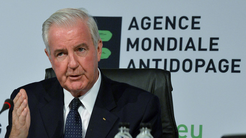 WADA-Chef Craig Reedie: Enttäuscht, dass IOK keine totale Olympia-Sperre gegen Russland verhängt hat