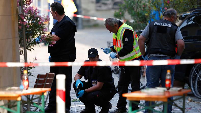 Selbstmordanschlag in Ansbach: Vierter gewalttätiger Angriff innerhalb einer Woche in Deutschland