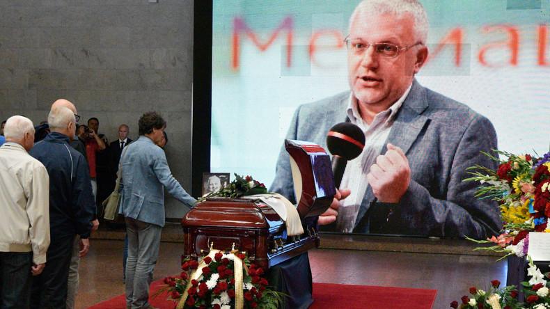 """Zwischen """"russischer Spur"""" und ukrainischen Oligarchen: Der Mord am Journalisten Pawel Scheremet"""