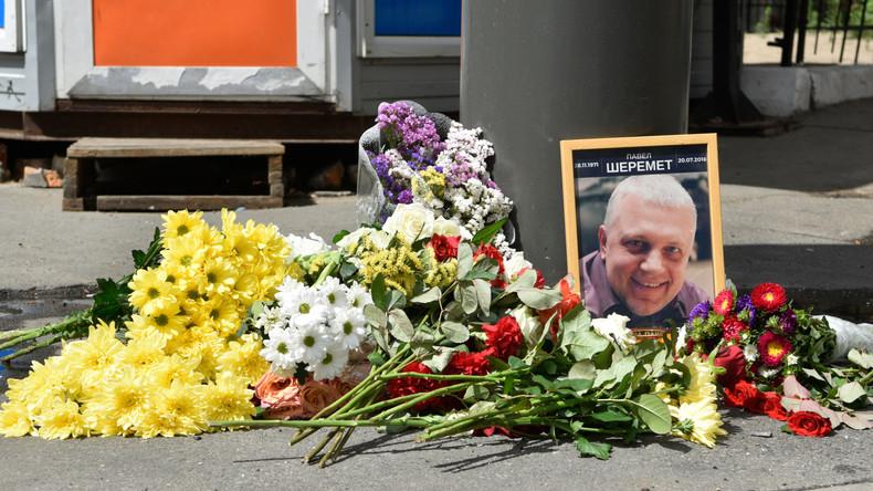 Ukrainischer Polizei-Vize-Chef Wadim Trojan ließ ermordeten Journalisten beschatten
