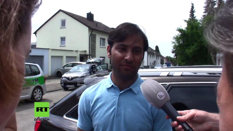 Ansbach: Mitbewohner des Attentäters spricht zu RT Deutsch
