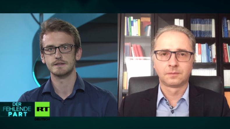Attacken in Deutschland – Sicherheitsexperte Prof. Dr. Sinn zur aktuellen Gefahrenlage