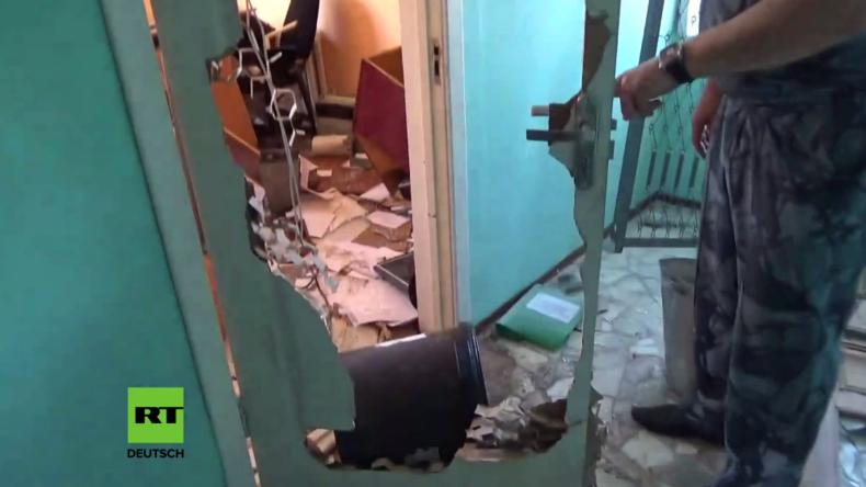 Gefängnisaufruhr in Russland: Über 200 Häftlinge randalieren in Strafkolonie