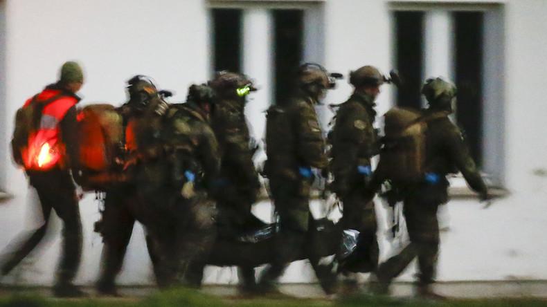 Bundeswehr: Waffeneinsatz im Inneren – Ja, Nein, Vielleicht?