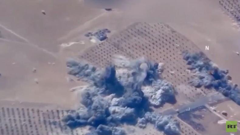 Russischer UN-Botschafter: USA kehren Massaker an syrischen Zivilisten unter den Teppich