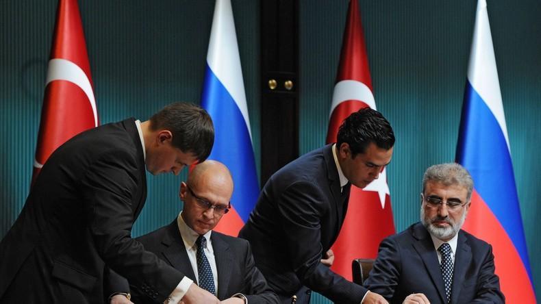 """""""Turkish Stream"""" - Russland und die Türkei reaktivieren auf Eis gelegte Energieprojekte"""