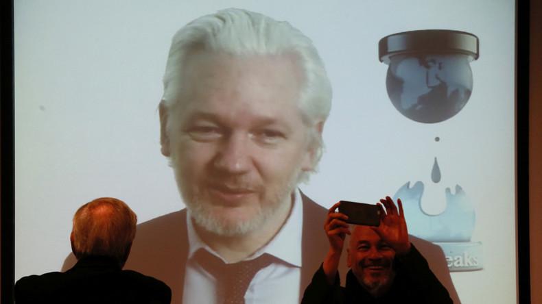 Geleakte Clinton-Mails: Assange kommentiert Anschuldigungen gegen Russland