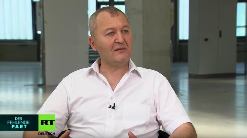 """Remzi Aru im RT-Interview: """"Wenn die Türkei destabilisiert wird, kommen 20 Millionen Flüchtlinge"""""""