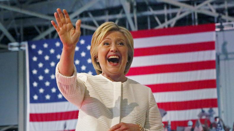 Auf dem Weg ins Weiße Haus - RT-Chronik der größten Skandale von Hillary Clinton