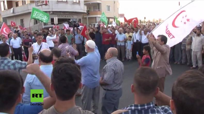 Türkei: Protest für Schließung der NATO-Basis in Incirlik und gegen US-Atomwaffen-Stationierung