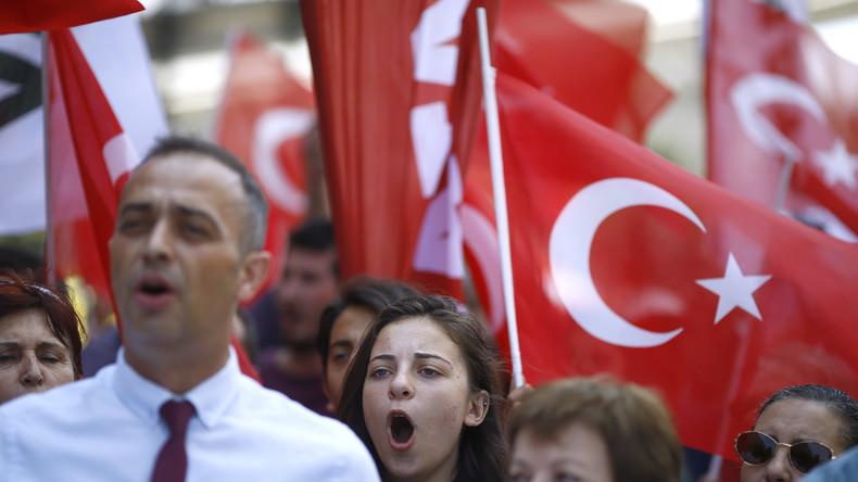 Probleme an der NATO-Basis in der Türkei: Proteste gegen Incirlik