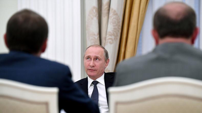 Angst vor Palastrevolte? Putin hat demonstrativ zahlreiche Spitzenbeamte umgesetzt oder entlassen