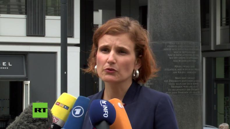 Katja Kipping: Merkel schweigt zu IS-Anschlag in Kamischli, damit sie Erdogan nicht kritisieren muss