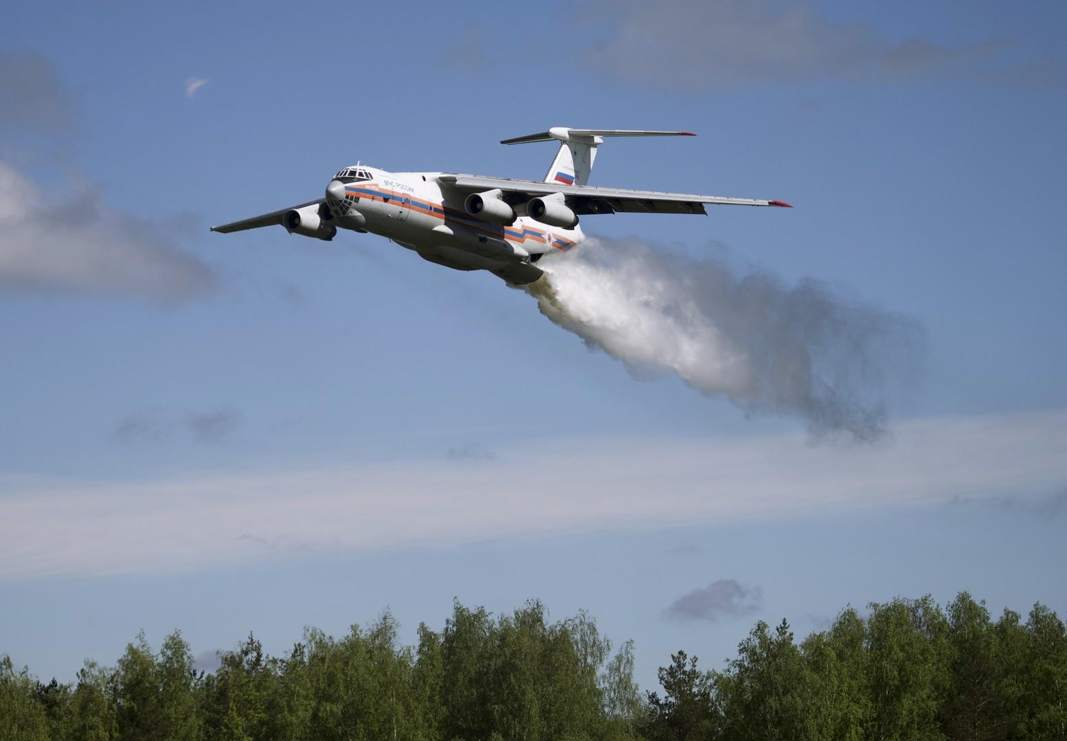Il-76-Absturz im Gebiet Irkutsk: Alle zehn Opfer geborgen