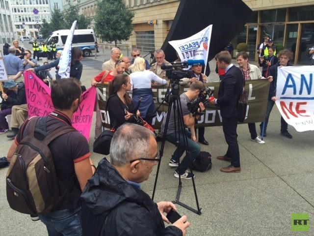 NATO-Gipfel: Proteste in Warschau, Bedenken in Deutschland
