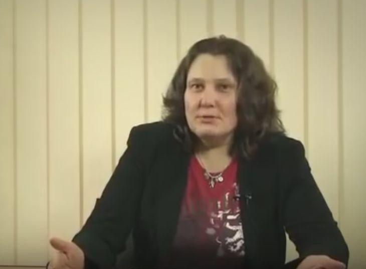 Die Anwältin von Kotsaba, Tatjana Montian.