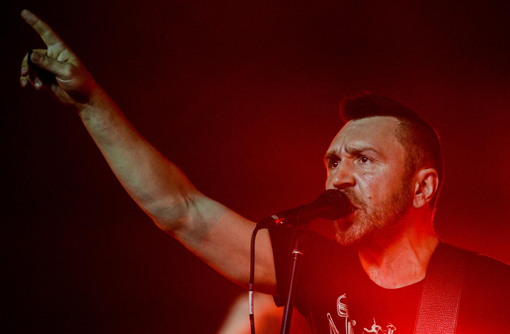 """Teil 1: Skandalband """"Leningrad"""" und Sergej Schnurow: Wie Punk die russische Kultur rettet"""