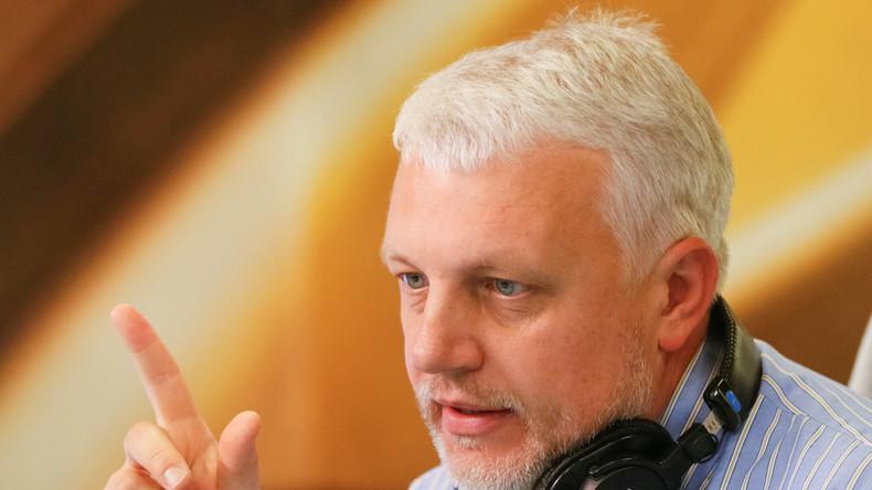 Ukraine: Der renommierte Journalist Pawel Scheremet durch Autobombe in Kiew getötet