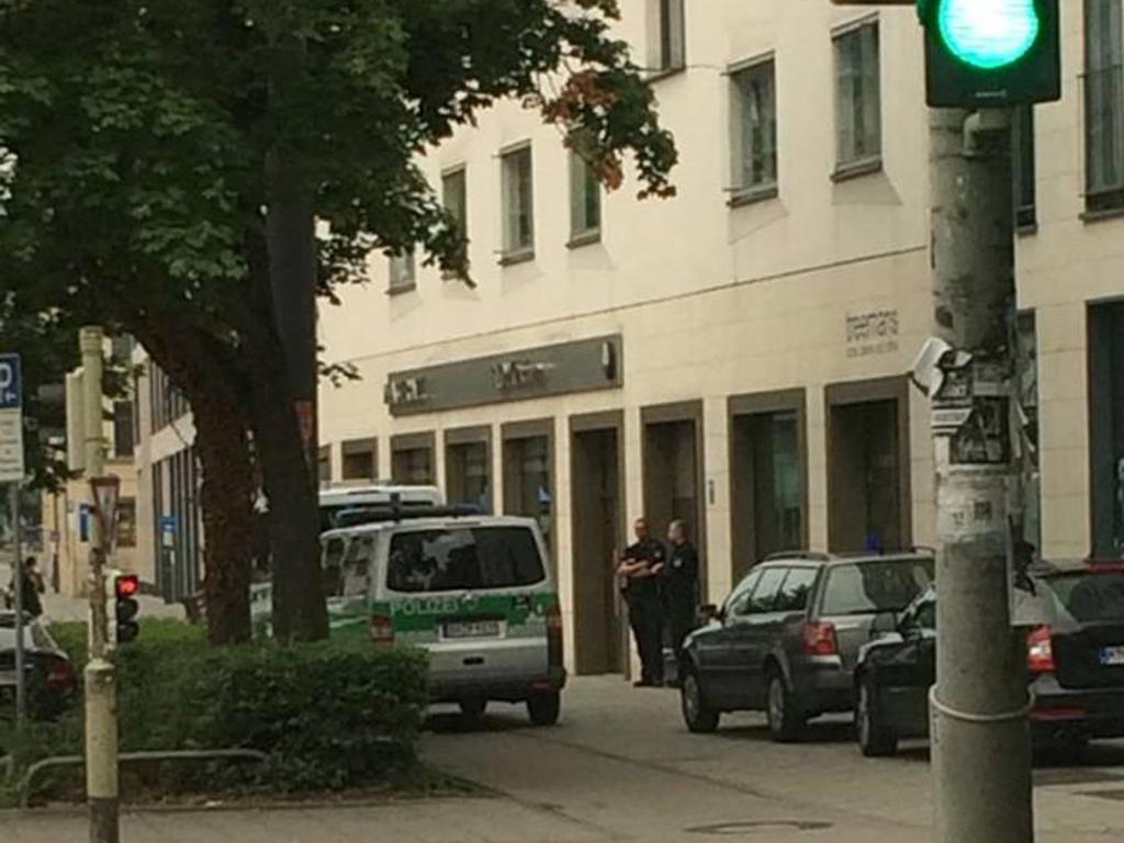 Update: Schießerei in München - Was über den Täter bekannt ist [Liveticker, Videos]