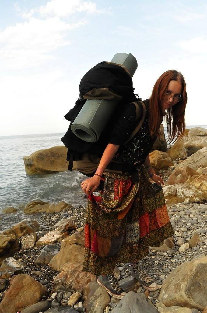 Auf dem Tretroller, zu Fuß, im Heißluftballon: Russen auf ungewöhnlichen Reisen