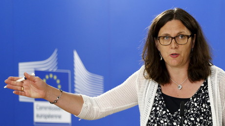 Junckers Frau für TTIP und CETA: EU-Handelskommissarin Cecilia Malmström