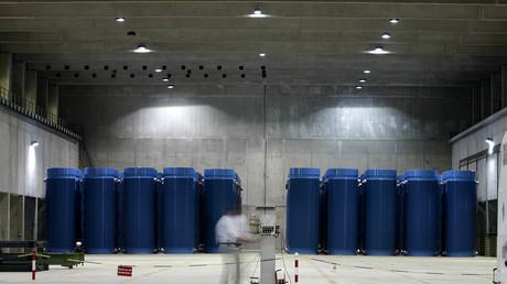 Kein Endlager in Sicht: Atommüll wird in Deutschland bis dato in Zwischenlagern aufbewahrt