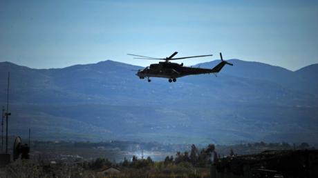 Wenn der IS in der Lage ist, Hubschrauber abzuschießen, muss er nicht über Waffen, sondern auch über Geheimdienstinformationen verfügen.