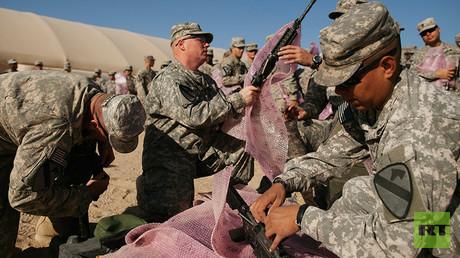 Die irakische Armee und ihre Verbündeten fassen eine zeitnahe Offensive gegen die vom IS gehaltene Stadt Mosul ins Auge.
