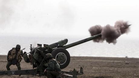 Im Juni 2016 starben die meisten Menschen im Zusammenhang mit dem Bürgerkrieg in der Ostukraine seit knapp einem Jahr.