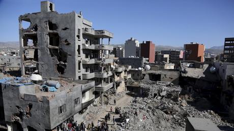Die Menschenrechtsorganisation HRW wirft Ankara vor, unabhängige Untersuchungen von Verdachtsfällen auf Menschenrechtsverletzungen im Südosten des Landes zu verhindern.