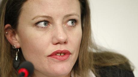 In ständigem Kontakt mit Julian Assange: WikiLeaks-Mitarbeiterin Sarah Harrison