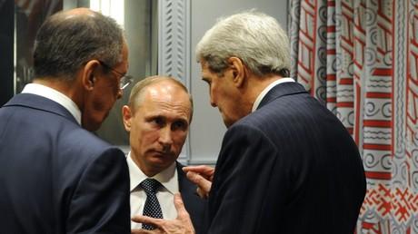 Die Teilnahme des Präsidenten der Russischen Föderation, Wladimir Putin, an den derzeitigen Gesprächen zwischen den Außenministern John Kerry und Sergej Lawrow weckt Hoffnungen auf eine weitere Annäherung der Positionen im Syrienkonflikt.