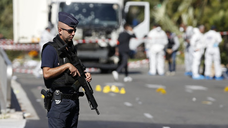 Der Attentäter: Wegen mehrerer Gewaltdelikte polizeibekannt