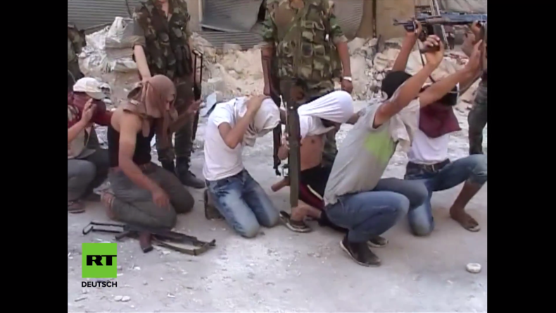 Aleppo: Nach Öffnung humanitärer Korridore und Amnestie-Erlass für Militante kapitulieren Dutzende