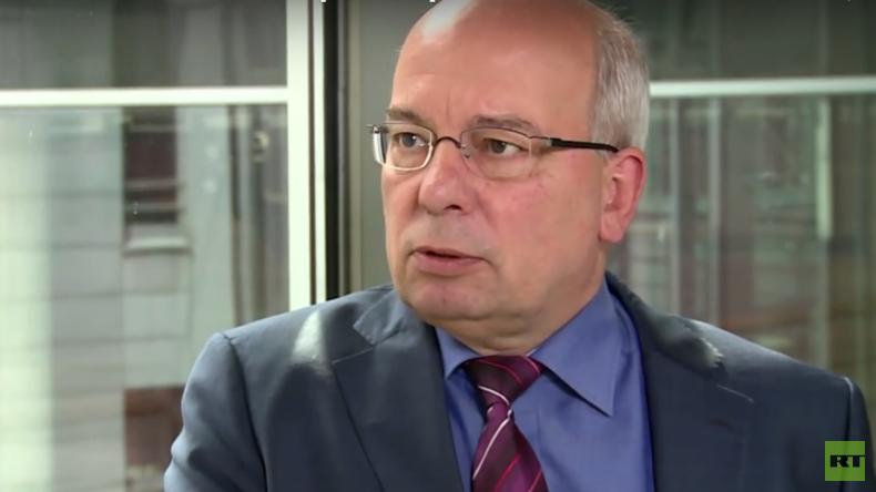 """Chef der Polizeigewerkschaft zur Gefahrenlage in Deutschland: """"Wechselwirkungsspirale nach oben"""""""