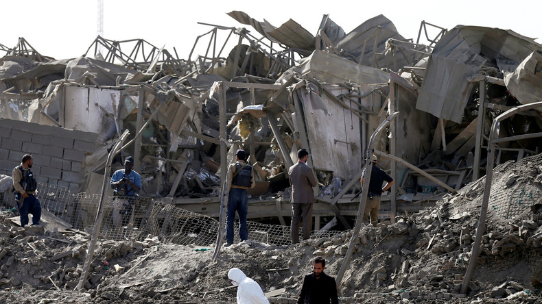 "Afghanistan: Taliban-Angriff auf hochgesichertes ""NATO-Hotel"" in Kabul"