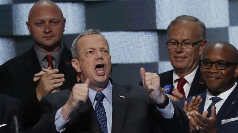"""""""Kampf dem Bösen"""" -  Rede von US-General John Allen auf Clinton-Parteitag"""