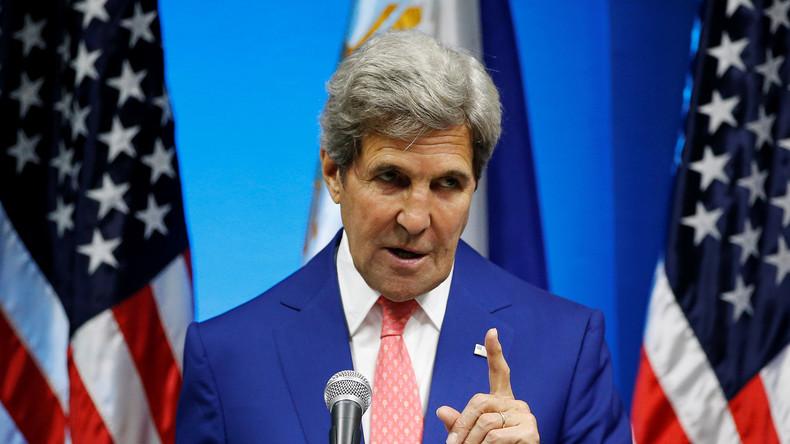 Washington ruft Moskau auf, alle Offensivoperationen in Syrien  zu stoppen
