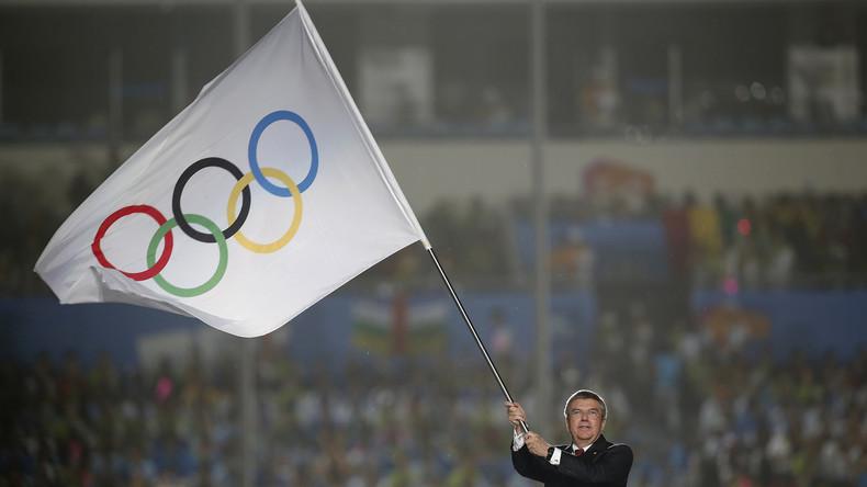 IOC-Präsident Bach: Zulassung Russlands zu Olympia folgte dem Grundsatz der Gerechtigkeit