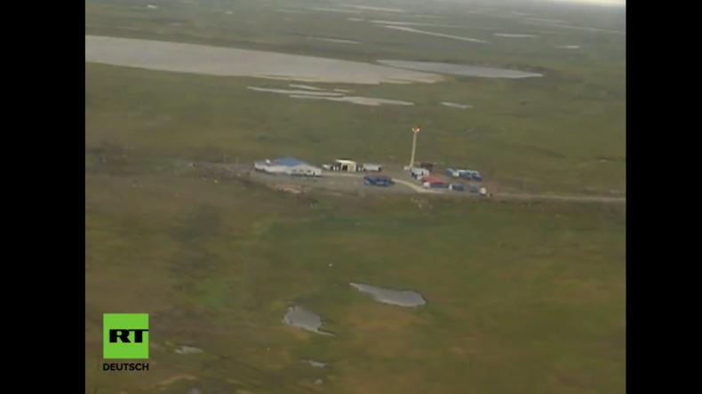 Russland: Quarantäne in Kraft gesetzt nach Milzbrand-Ausbruch in Sibirien