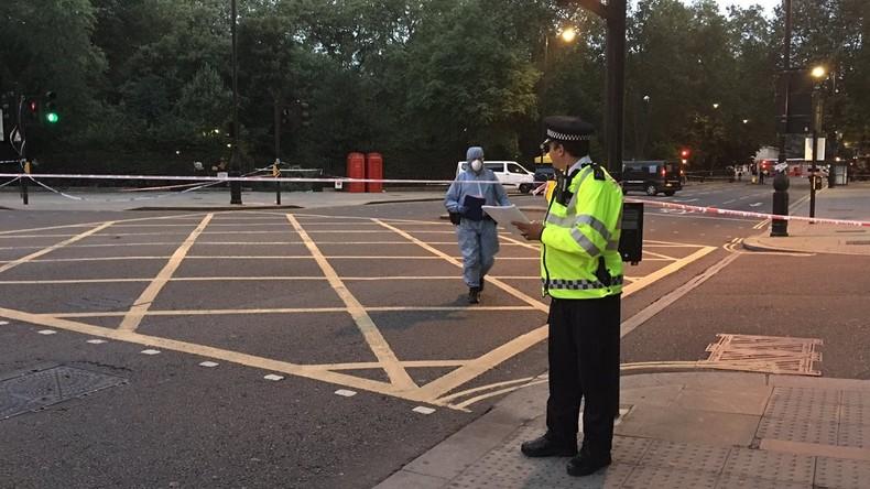 Messerangriff in London - Eine tote US-Bürgerin, zahlreiche Verletzte