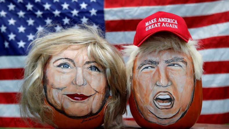 Wen möchte der Kreml im Weißen Haus sehen: Clinton oder Trump?
