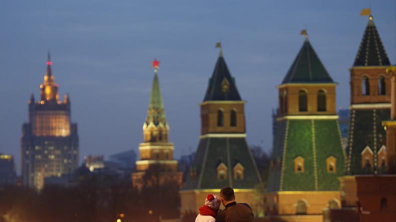 """""""Wie in längst vergangenen Zeiten"""" - Kreml erhält sein historisches Aussehen zurück"""