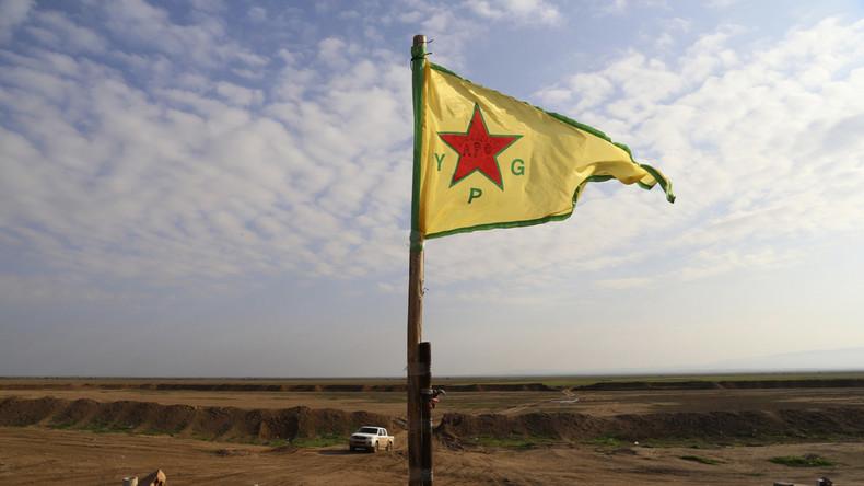 """US-Denkfabrik: """"Müssen sunnitische Rebellen unterstützen, um russisch-kurdische Allianz zu kontern"""""""