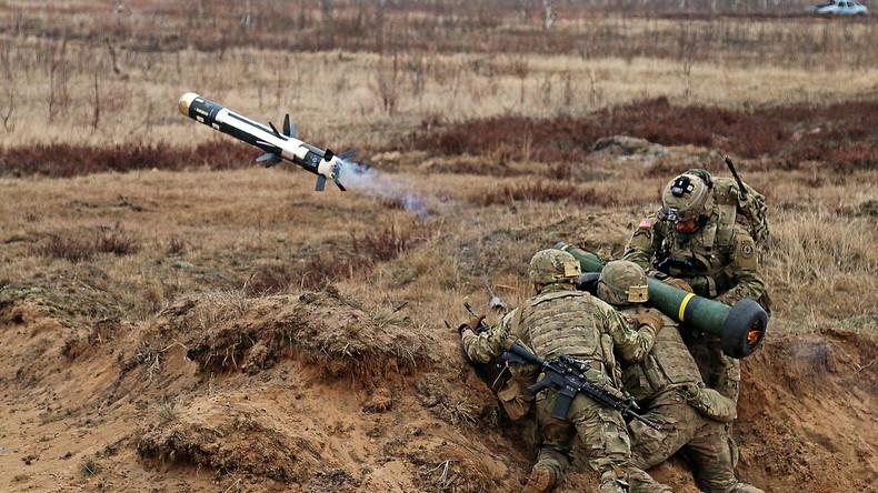 Leak: US-Soldaten und NGOs im Dienste der ukrainischen Armee