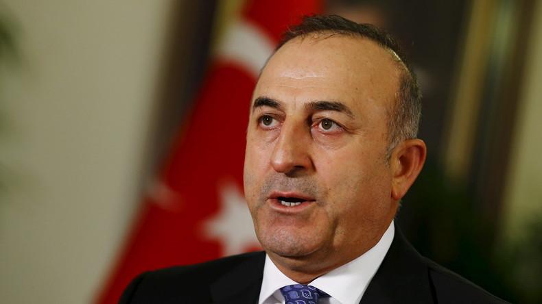 Türkischer Außenminister: Österreich Hauptstadt des Rassismus und deutsche Medien alle gelenkt